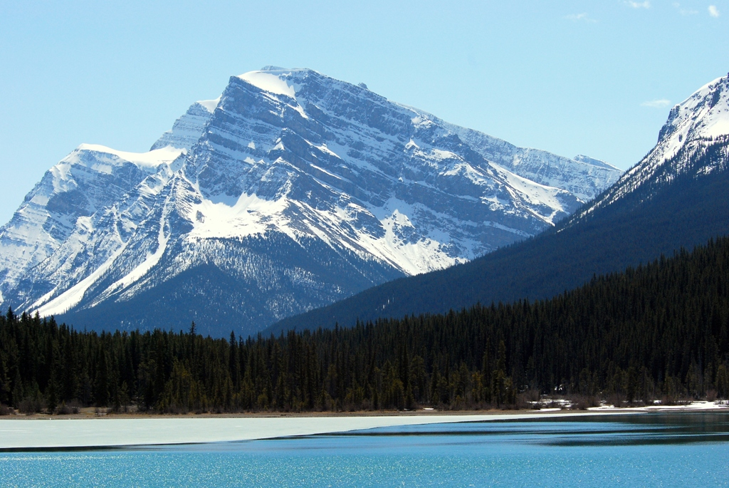 Columbia Icefields | Jasper, Alberta  | May, 2009