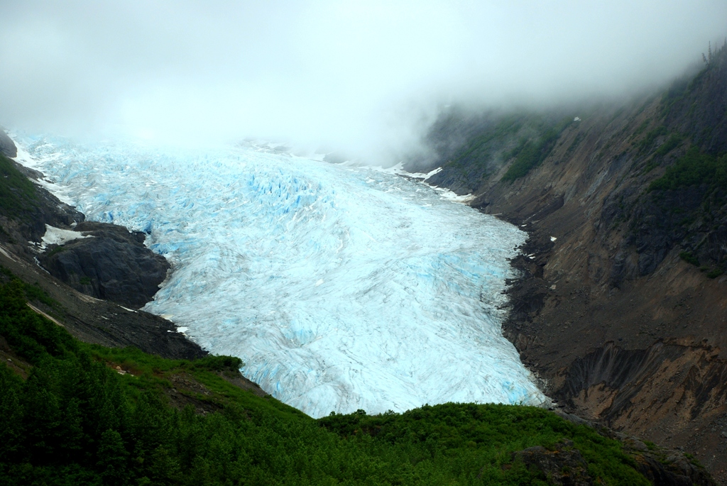 Glacier | Stewart, British Columbia  | June, 2011