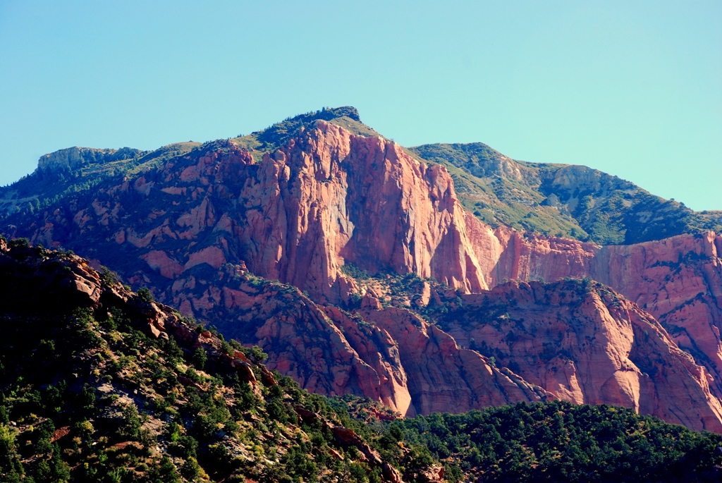 Zion National Park, Kolob Canyon | Cedar City, Utah | September, 2010
