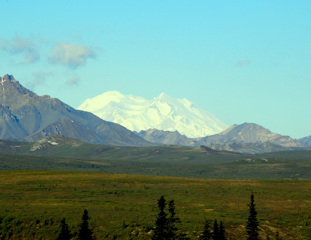 Mt. McKinley | Denali National Park | May, 2011