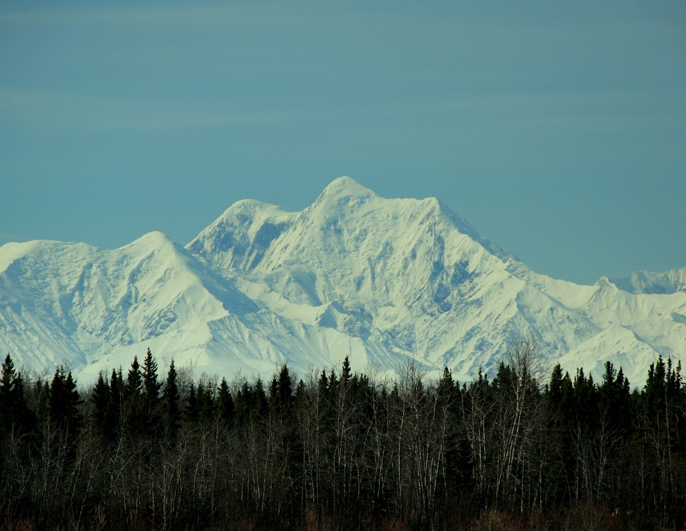 Mt. McKinley | Big Delta, Alaska | May, 2013