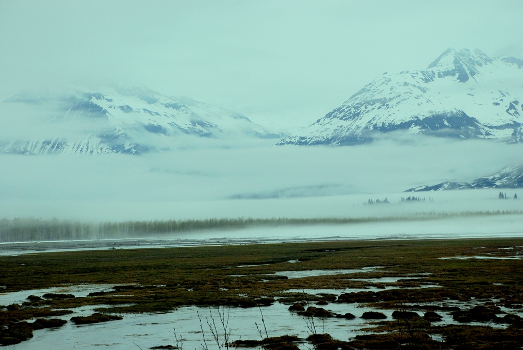Lowe River | Valdez, Alaska | May, 2013