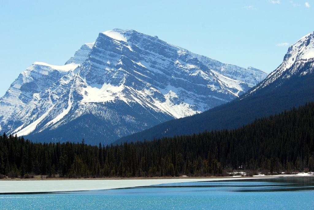 Columbia Icefields | Jasper, Alberta  | May, 2009