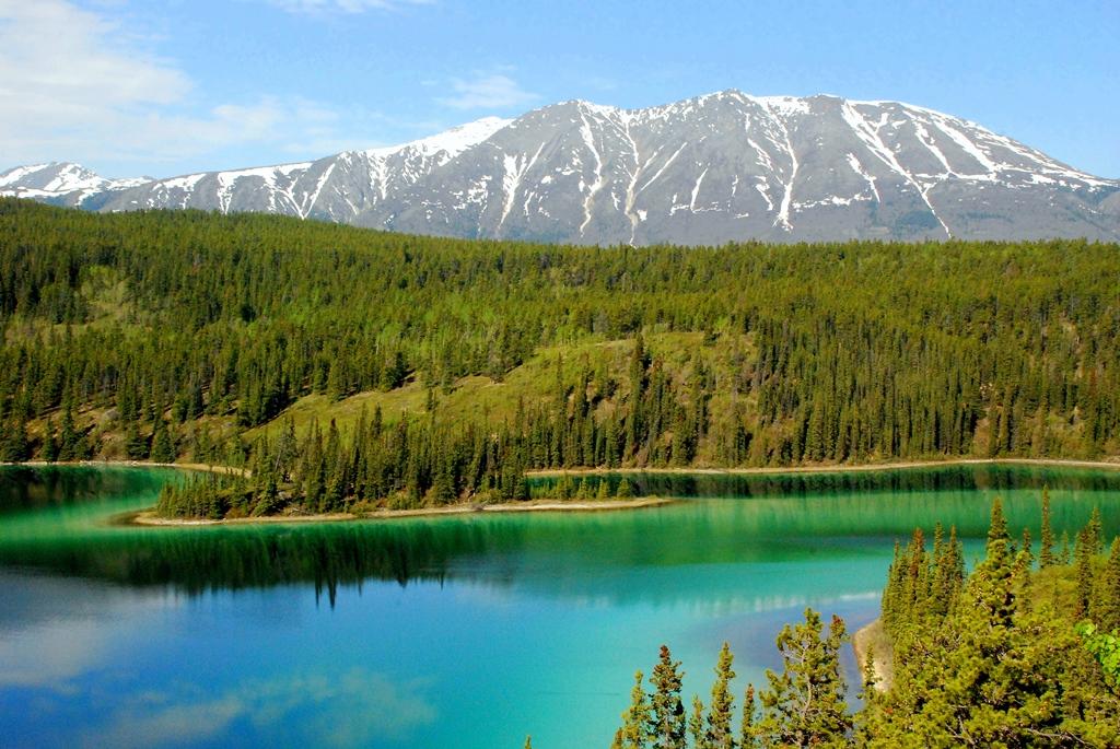 Emerald Lake | Carcross, Yukon Territory | May, 2011