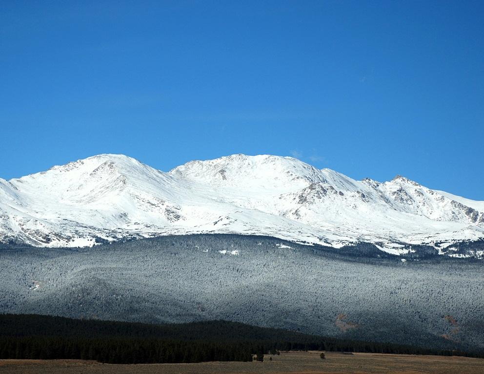 Sawatch Range | Leadville, Colorado | October, 2011