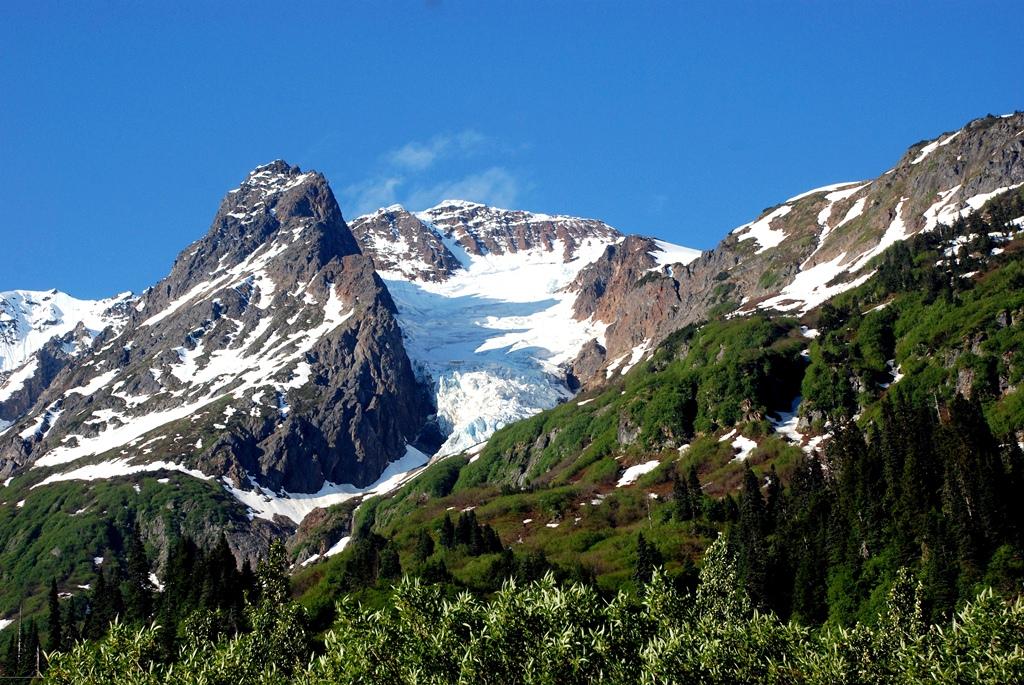 Glacier – Coast Mts. | Stewart, B.C. | June, 2013
