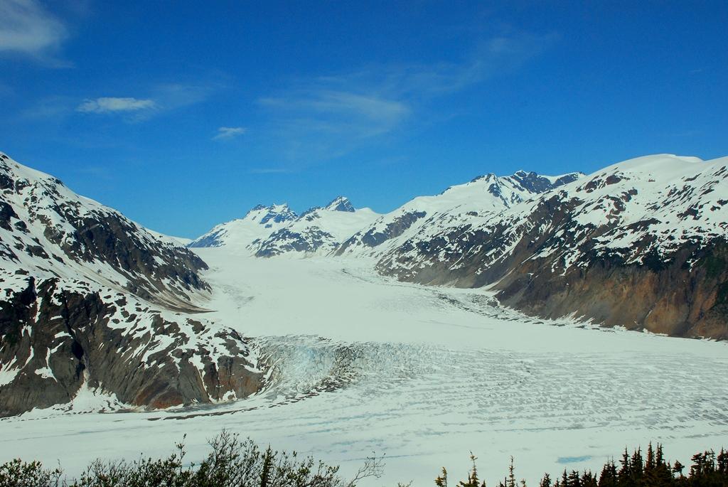 Salmon Glacier – Coast Mts. | Stewart, B.C. | June, 2013